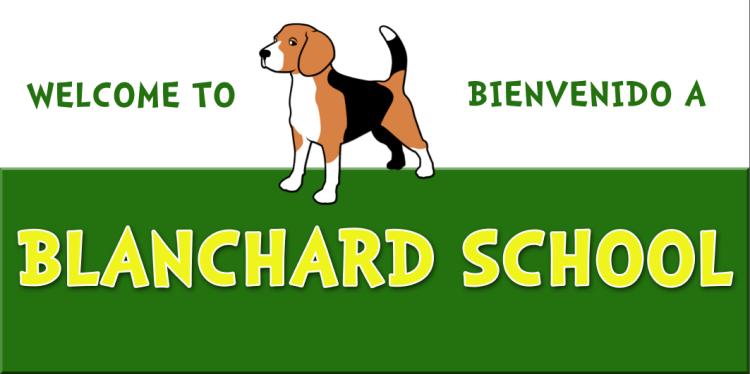 Banner for Blanchard Elementary School in Santa Paula